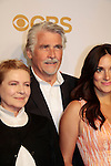 James Brolin & cast Life in Pieces Left to right:  Dianne Wiest, Angelique Cabral, James Brolin - CBS PrimeTime 2015-2016 Upfronts Lincoln Center, New York City, New York on May 13, 2015 (Photos by Sue Coflin/Max Photos)