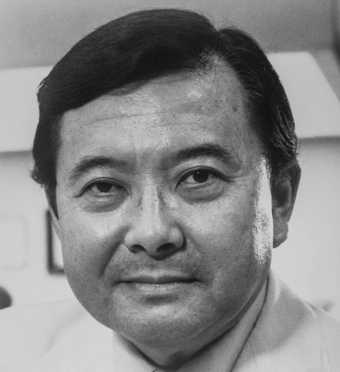 Sen. Daniel Inouye, D-Hawaii. 1988 (Photo by CQ Roll Call via Getty Images)