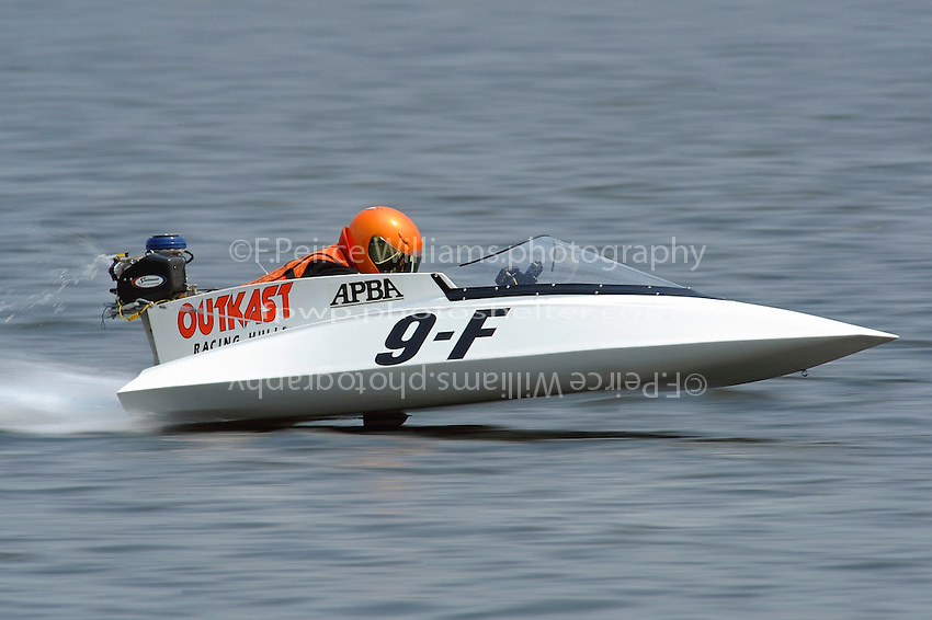 Terry Kerr 9-F (runabout)