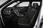 Front seat view of 2020 Chevrolet Blazer Premier 5 Door SUV Front Seat  car photos
