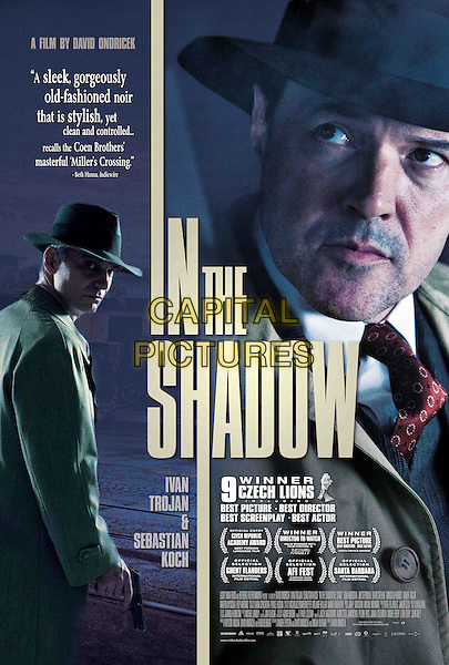 POSTER ART<br /> in In the Shadow (2012) <br /> *Filmstill - Editorial Use Only*<br /> CAP/NFS<br /> Image supplied by Capital Pictures