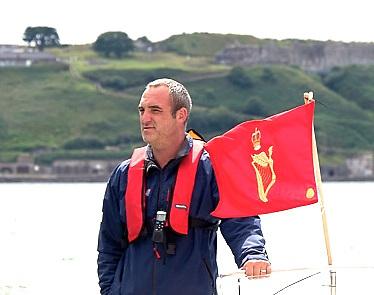 RCYC Vice Admiral Kieran O'Connell