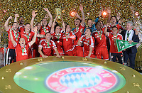 FUSSBALL DFB POKAL FINALE SAISON 2012/2013 FC Bayern Muenchen - VfB Stuttgart