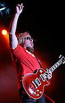 Sammy Hagar performs at the Harvey's Lake Tahoe Outdoor Arena in Stateline, Nev., on Saturday, Aug. 16, 2014. <br /> Photo by Cathleen Allison/Nevada Photo Source