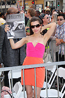Alicia Arden<br /> at the Ray Parker Jr. Star on the Hollywood Walk of Fame, Hollywood, CA 03-06-14<br /> David Edwards/DailyCeleb.Com 818-249-4998