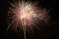 Brentwood, TN Crockett Park Fireworks 2015