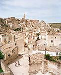 Matera, Basilicata, Italy, Europe
