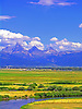 Teton Mountains -- Idaho & Wyoming