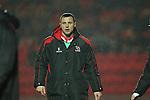 Tommy Bowe.Celtic League.Scarlets v Ulster.Parc y Scarlets.02.12.12..©Steve Pope