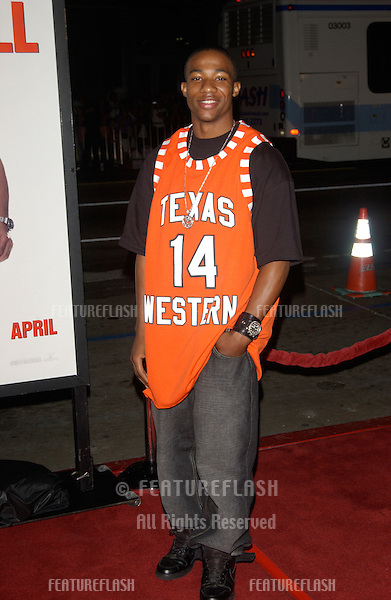 Actor ARLEN ESCARPETA at the world premiere, in Hollywood, of Walking Tall..March 29, 2004