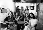 1968: FRANK ZAPPA & THE MOTHERS OF INVENTION - File Photos