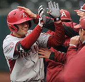 Razorbacks vs Mississippi Valley Baseball 2/23/16