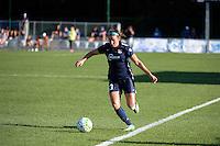 Kansas City, MO - Sunday September 04, 2016: Erin Simon during a regular season National Women's Soccer League (NWSL) match between FC Kansas City and the Sky Blue FC at Swope Soccer Village.