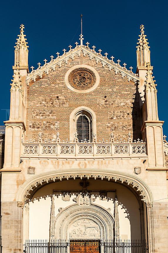 San Jerónimo el Real, Madrid, Spain 1503