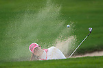 CHON BURI, THAILAND - FEBRUARY 17:  Moriya Jutanugarn of Thailand plays a bunker shot on the 11th hole during day two of the LPGA Thailand at Siam Country Club on February 17, 2012 in Chon Buri, Thailand.  Photo by Victor Fraile / The Photo by Victor Fraile / The Power of Sport Images