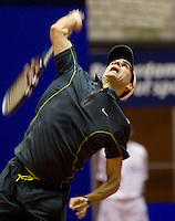 10-12-08, Rotterdam, Reaal Tennis Masters, Marcus Hilpert