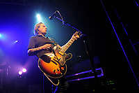 LONDON, ENGLAND - MARCH 10: Tad Kubler of 'The Hold Steady' performing at Electric Ballroom, Camden on March 10, 2018 in London, England.<br /> CAP/MAR<br /> &copy;MAR/Capital Pictures