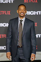 WESTWOOD, CA - DECEMBER 13: Will Smith, at Premiere Of Netflix's 'Bright' at The Regency Village Theatre, In Hollywood, California on December 13, 2017. Credit: Faye Sadou/MediaPunch /NortePhoto.com NORTEPHOTOMEXICO
