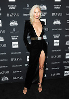 NEW YORK, NY - SEPTEMBER 08: Karlie Kloss attends the 2017 Harper's Bazaar Icons at The Plaza Hotel on September 8, 2017 in New York City. <br /> CAP/MPI/JP<br /> &copy;JP/MPI/Capital Pictures