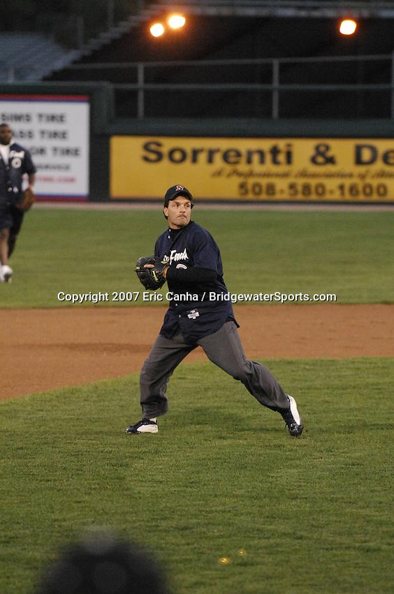 Kevin Faulk Celebrity Softball