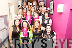 Mary McCarthy, Ennistymon, Clare, pictured with her hens as she celebrated her hen night in the Silver Fox restaurant, Killarney on Saturday night.