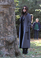 NEW YORK, NY November 07:Sandra Bullock shooting on location for Ocean 8 in Central Park New York .November 07, 2016. Credit:RW/MediaPunch