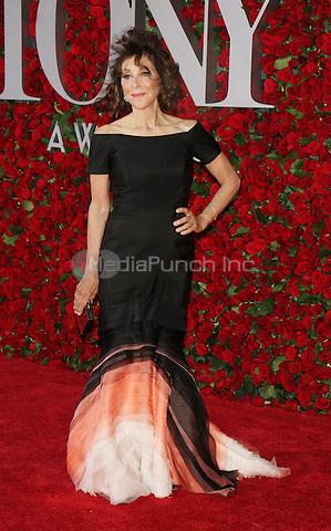 NEW YORK, NY-June 12: Andrea Martin  at the 70th Annual Tony Awards at the Beacon Theatre in New York. NY June 12, 2016. Credit:RW/MediaPunch