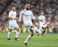 Real Madrid´s Spanish defense Daniel Carvajal
