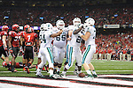 Highlights of Tulane vs. ULL in the R & L Carriers New Orleans Bowl.