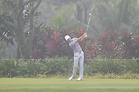 Charl Schwartzel (USA) on the 11th during Round 3 of the CIMB Classic in the Kuala Lumpur Golf & Country Club on Saturday 1st November 2014.<br /> Picture:  Thos Caffrey / www.golffile.ie