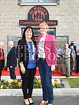Dolores Minogue and Mairead McGuinness MEP at the official opening of St. Kevin's Community Centre in Phillipstown. Photo:Colin Bell/pressphotos.ie