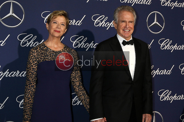 Annette Bening, Warren Beatty<br /> at the 2017 Palm Springs International Film Festival Gala, Palm Springs Convention Center, Palm Springs, CA 12-02-17<br /> David Edwards/DailyCeleb.com 818-249-4998
