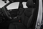 Front seat view of a 2018 Mercedes Benz GLE Base 5 Door SUV front seat car photos