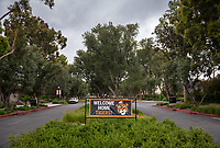 The Occidental College campus during Alumni Reunion Weekend on Friday, June 21, 2019.<br /> (Photo by Marc Campos, Occidental College Photographer)(Photo by Marc Campos, Occidental College Photographer)