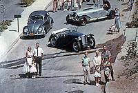 Los Angeles: Sherman Oaks, 1957--close-up. (L. A. Times Magazine Cover, Feb. 4, 1991.)