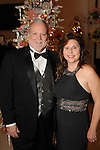 Sherri and Mike Hanley at the 27th annual Trees of Hope Holiday Gala at The Citadel on Kirby Friday Oct. 04,2016.(Dave Rossman photo)
