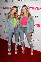 "LOS ANGELES - AUG 23:  Lexi Kaplan, Allie Kaplan at the ""The Layover"" Los Angeles Premiere at the ArcLight Theater on August 23, 2017 in Los Angeles, CA"