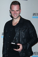 LOS ANGELES, CA - NOVEMBER 24: Matthew West in the press room at the 2013 American Music Awards held at Nokia Theatre L.A. Live on November 24, 2013 in Los Angeles, California. (Photo by Celebrity Monitor)