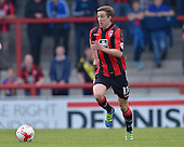07/05/2016 Sky Bet League Two Morecambe v York City<br /> Andrew Fleming