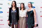 Alejandra Quereda, Sandra Aguilar y Artemi Gavezou. attend the As Awards<br /> December  3, 2019. <br /> (ALTERPHOTOS/David Jar)