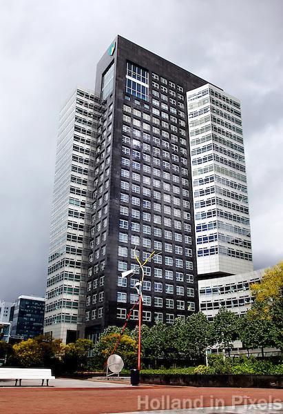 Kantoor van ABN AMRO  aan de Zuidas in Amsterdam