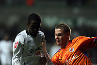 Pictured: Nathan Dyer of Swansea City in action<br /> Re: Coca Cola Championship, Swansea City FC v Reading at the Liberty Stadium. Swansea, south Wales, Saturday 17 January 2009<br /> Picture by D Legakis Photography / Athena Picture Agency, Swansea 07815441513
