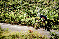 Lawson Craddock (USA/EF Education First)<br /> Elite Men Individual Time Trial<br /> from Northhallerton to Harrogate (54km)<br /> <br /> 2019 Road World Championships Yorkshire (GBR)<br /> <br /> ©kramon