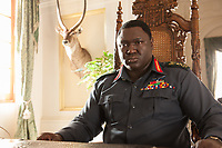 7 Days in Entebbe (2018) <br /> Nonso Anozie<br /> *Filmstill - Editorial Use Only*<br /> CAP/MFS<br /> Image supplied by Capital Pictures