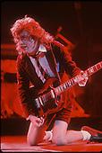 AC DC, LIVE,1983, NEIL ZLOZOWER