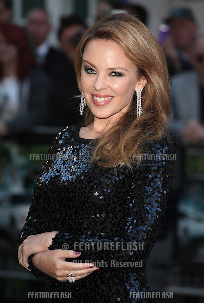Kylie Minogue arriving for the UK premiere, of 'Holy Motors' at the Cuzon Mayfair, London. 18/09/2012 Picture by: Alexandra Glen / Featureflash