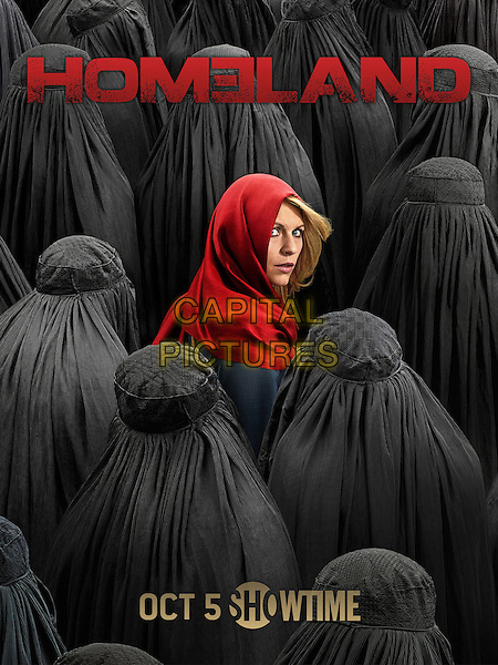 Homeland (2011-)<br /> (Season 4)<br /> POSTER ART<br /> *Filmstill - Editorial Use Only*<br /> CAP/FB<br /> Image supplied by Capital Pictures