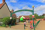 The Meadow shopping centre, Stowmarket, Suffolk, England, UK