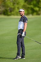 Joost Luiten (NLD) watches his approach shot on 2 during day 2 of the Valero Texas Open, at the TPC San Antonio Oaks Course, San Antonio, Texas, USA. 4/5/2019.<br /> Picture: Golffile | Ken Murray<br /> <br /> <br /> All photo usage must carry mandatory copyright credit (&copy; Golffile | Ken Murray)
