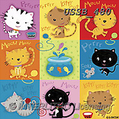 Sarah, CUTE ANIMALS, LUSTIGE TIERE, ANIMALITOS DIVERTIDOS, paintings+++++MW-09-E-2,USSB480,#AC#, EVERYDAY ,collage